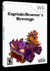 Captain Bowser's Revenge CUSTOM cover (SMNEZT)