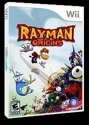 Rayman Origins Wii cover (SOJE41)