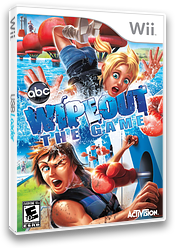 Wipeout: The Game Wii cover (SOTE52)