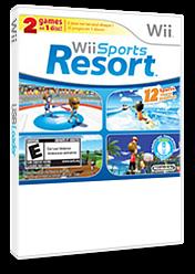 Wii Sports + Wii Sports Resort Wii cover (SP2E01)