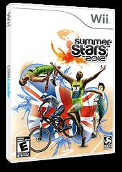 Summer Stars 2012 Wii cover (SSJEJJ)