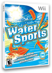 Water Sports Wii cover (SSWEPZ)