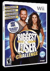 The Biggest Loser Challenge Wii cover (ST6E78)