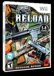 Reload Wii cover (STDEFP)