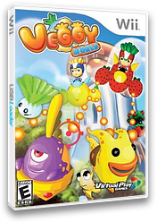 Veggy World Wii cover (SVWEQH)