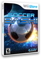 Soccer Bashi WiiWare cover (W3BE)