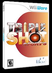 Triple Shot Sports WiiWare cover (W3SE)