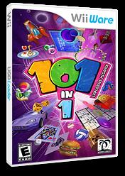 101-in-1 Explosive Megamix WiiWare cover (WAIE)