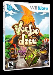 Voodoo Dice WiiWare cover (WDVE)