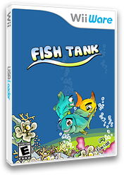 Fish Tank WiiWare cover (WFNE)