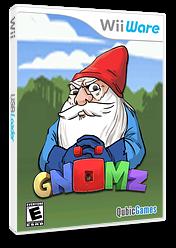 Gnomz WiiWare cover (WJFE)