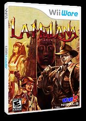 La-Mulana WiiWare cover (WLME)