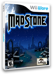 Madstone WiiWare cover (WMDE)