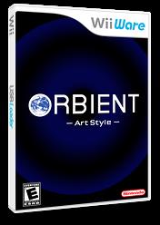 Art Style: ORBIENT WiiWare cover (WOBE)