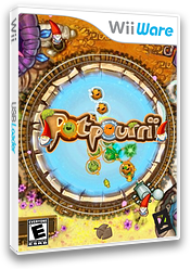 Potpourrii WiiWare cover (WP2E)