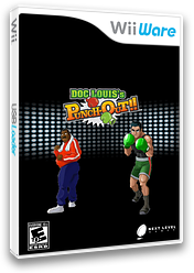 Doc Louis's Punch-Out!! WiiWare cover (WPCE)