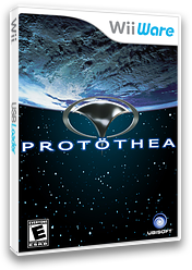Protöthea WiiWare cover (WPQE)