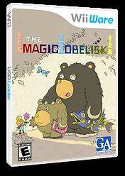 The Magic Obelisk WiiWare cover (WSLE)
