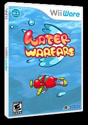 Water Warfare WiiWare cover (WVKE)
