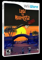 Lead the Meerkats (Demo) WiiWare cover (XH8E)