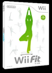 Wii塑身 繁體中文版[平衡板] Wii cover (RFNW01)