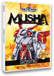 MUSHA:Metallic Uniframe Super Hybrid Armor VC-MD cover (MCHM)