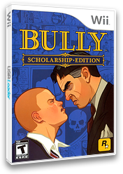 Bully: Scholarship Edition Wii cover (RB7E54)
