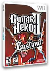 Guitar Hero III Custom : Guitar Hero II CUSTOM cover (RCHC52)