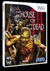 The House of the Dead 3 CUSTOM cover (RHD333)