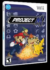 Super Smash Bros. Project M CUSTOM cover (RSBEPM)