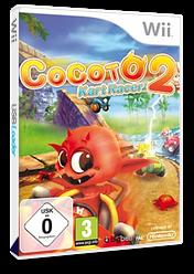 Cocoto Kart Racer 2 Wii cover (SKWPNK)