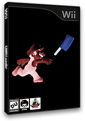 New Super Mario Bros. Wii ANDY AFRO'S Custom Collection Volume 5. CUSTOM cover (APRP06)