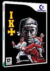 International Karate + VC-C64 cover (C9RP)