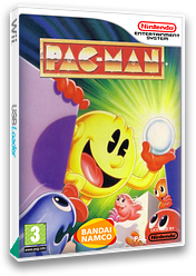 Pac-Man VC-NES cover (FAXP)