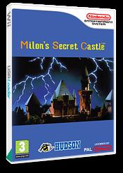 Milon's Secret Castle VC-NES cover (FBSM)