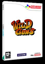 Wild Guns VC-SNES cover (JDVP)