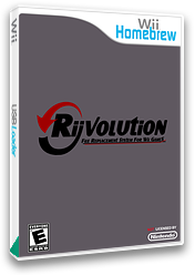 Riivolution Homebrew cover (RIIV)