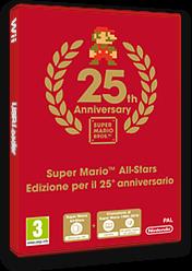 Super Mario All-Stars: Edizione per il 25° anniversario Wii cover (SVMP01)