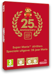 Super Mario All-Stars : 25th Anniversary Edition Wii cover (SVMP01)