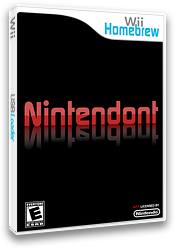 Nintendont Homebrew cover (DNDA)