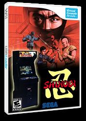 Shinobi VC-Arcade cover (E63E)