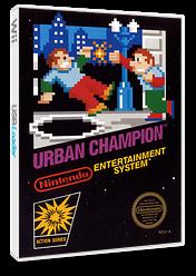 Urban Champion VC-NES cover (FANE)