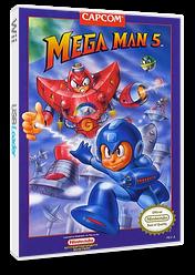 Mega Man 5 VC-NES cover (FFYE)
