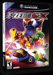 F-Zero GX GameCube cover (GFZE01)