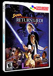 Super Star Wars: Return of the Jedi VC-SNES cover (JDLE)