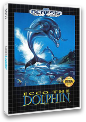 Ecco the Dolphin VC-MD cover (MADE)