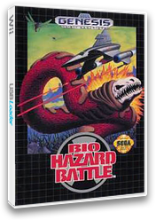 Bio-Hazard Battle VC-MD cover (MAOE)