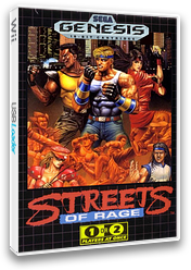 Streets of Rage VC-MD cover (MAQE)