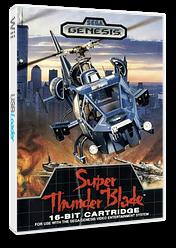 Super Thunder Blade VC-MD cover (MBPE)