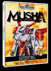 M.U.S.H.A. VC-MD cover (MCHE)